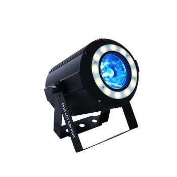 Spot LED 40W avec Anneau LED