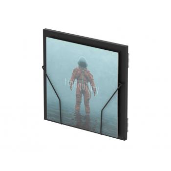 Porte pour Record box Noir 110/230/330