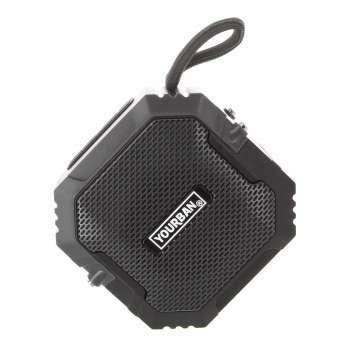 Enceinte Nomade Bluetooth Compacte - Couleur Grise