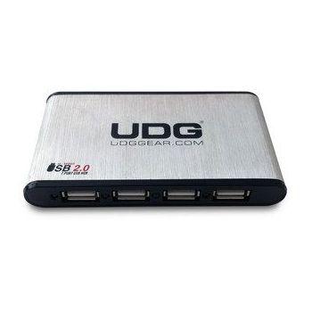 7 Port HUB Ultra Slim + Adaptateur