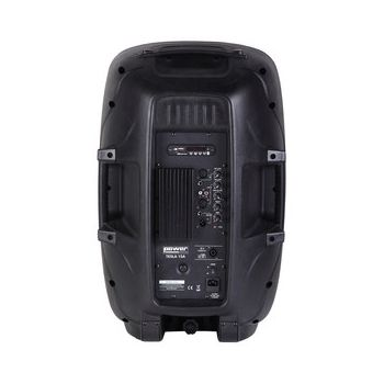"Enceinte active 15"" 300W + pack"