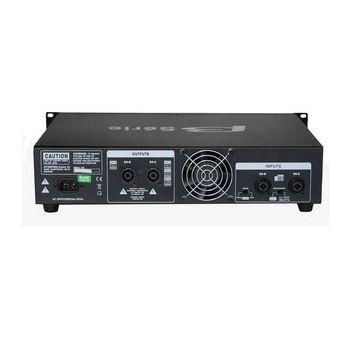Ampli 2x1200 Watts RMS sous 4 OHMS