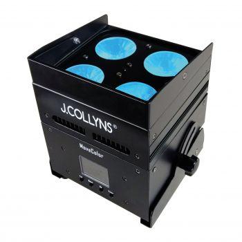 Par A Led Sur Batterie