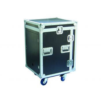 Flight Case 12U + Plan Incliné