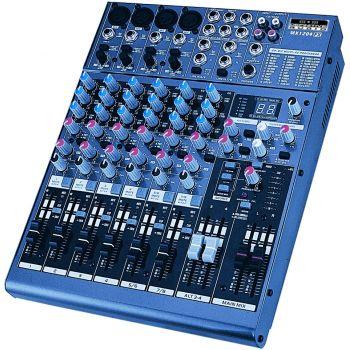 Mixer 6 Voies avec DSP - Livrée avec équerres 19