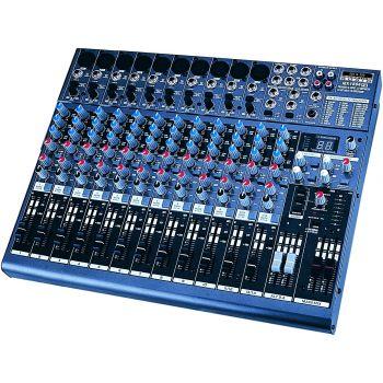 Mixer 12 Voies avec DSP - Livrée avec équerres 19