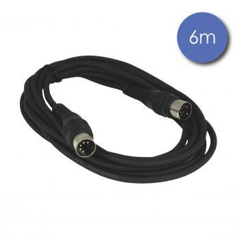 Câble Midi Din / Din 6m