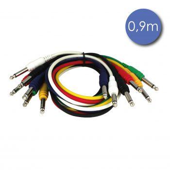 Câble Patch Droit 0,9m