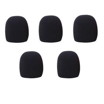 5 Bonnettes Micro Noires