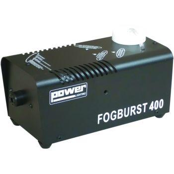 Machine à Fumée 400W - Finition Noire