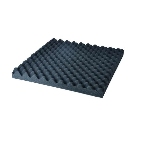 mousse acoustique noire. Black Bedroom Furniture Sets. Home Design Ideas