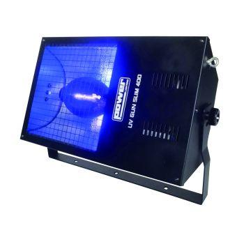 Lumière Noire Slim 400W - Fournie Sans Lampe