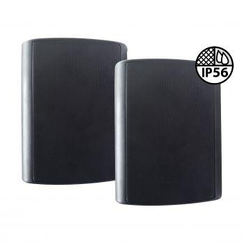 Enceinte extérieure noire 50W - Livré par paire