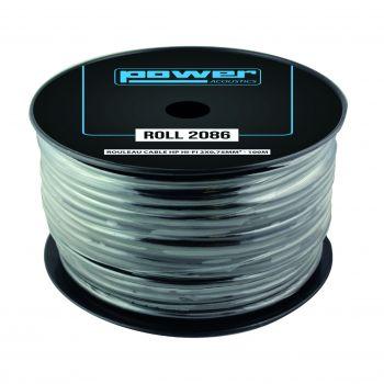 Rouleau Câble HP HI-FI 2x0,75mm² - 100m
