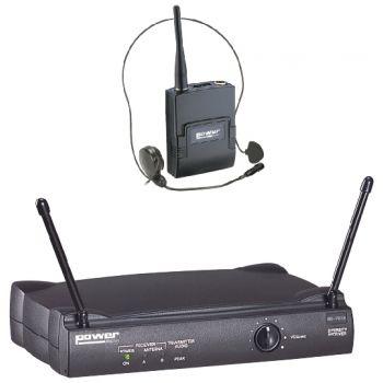 Simple Micro Serre-Tête VHF - Freq 183,5 Mhz