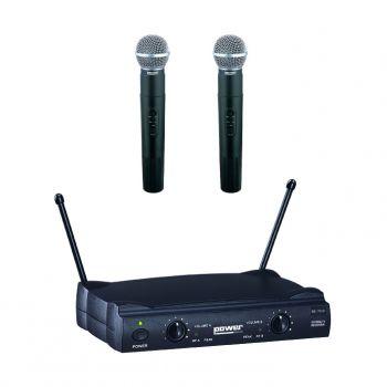 Double Micro Main VHF - Freq 175,5-183,5 Mhz