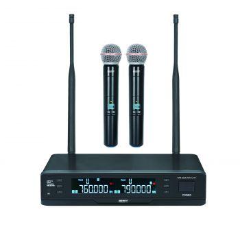 Double micros main UHF