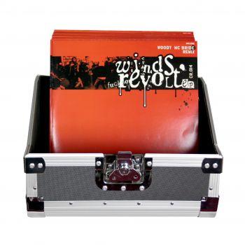 Valise Rangement 80 vinyles black