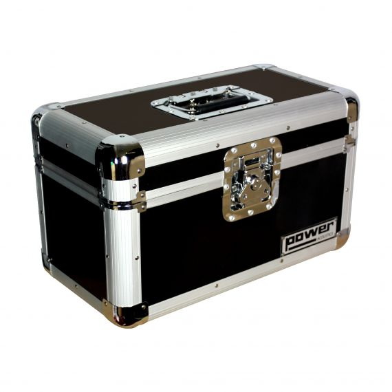 valise rangement 120 vinyles 45 tours black sogetronic. Black Bedroom Furniture Sets. Home Design Ideas