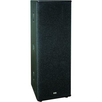 Enceinte Passive 1000 Watts RMS - HP Double 38 Cm