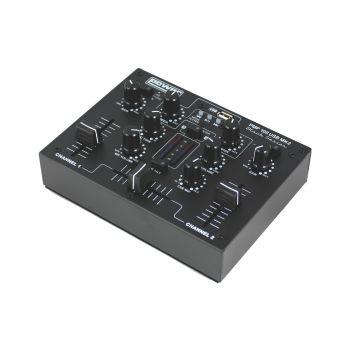 Mixer 3 entrées avec USB player