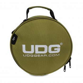 UDG Ultimate DIGI Headphone Bag Green