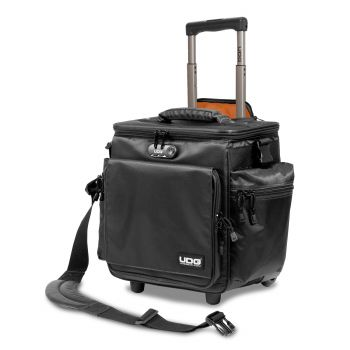 UDG Ultimate SlingBag Trolley Deluxe Black, Orange inside MK2 (Without CD wallet 24)