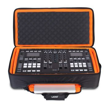 UDG Ultimate Midi Controller Backpack Large Black/Orange inside MK2