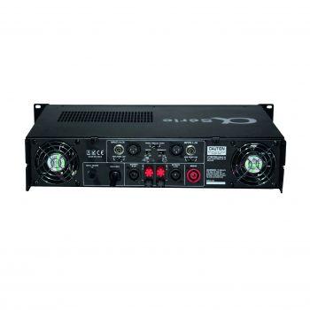 Ampli 2x900 Watts RMS sous 4 OHMS