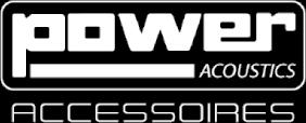 Power Acoustics - Accessoires